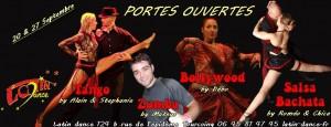 Latin Dance portes ouvertes