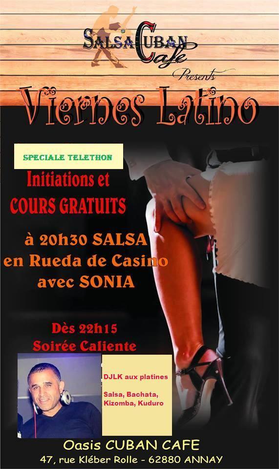 Latino téléthon